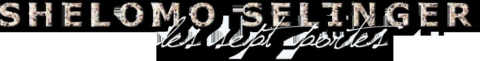 Shelomo Selinger Logo